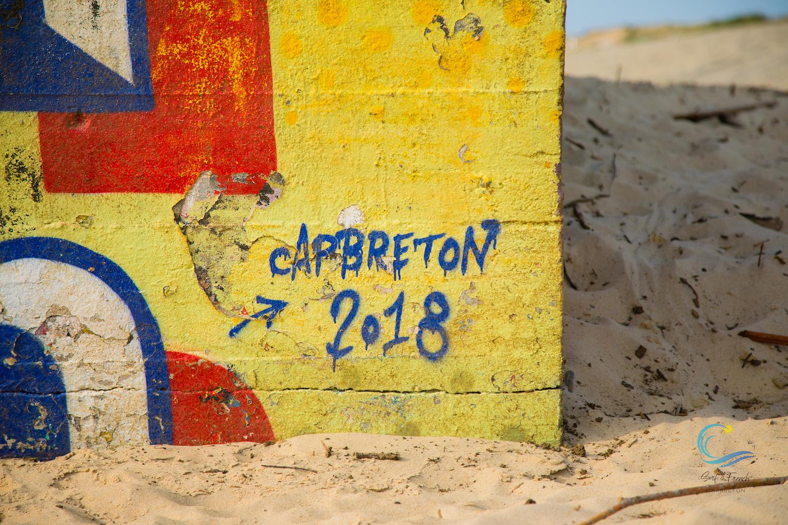 Genieße den Worldcup-Spot Capbreton