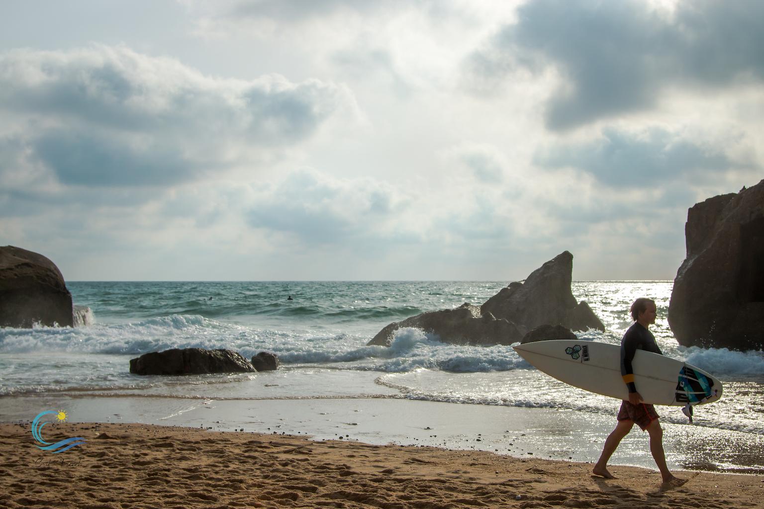 Tägliche Surfeinheiten
