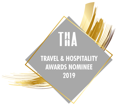 Travel & Hospitality Awards Nominee 2019
